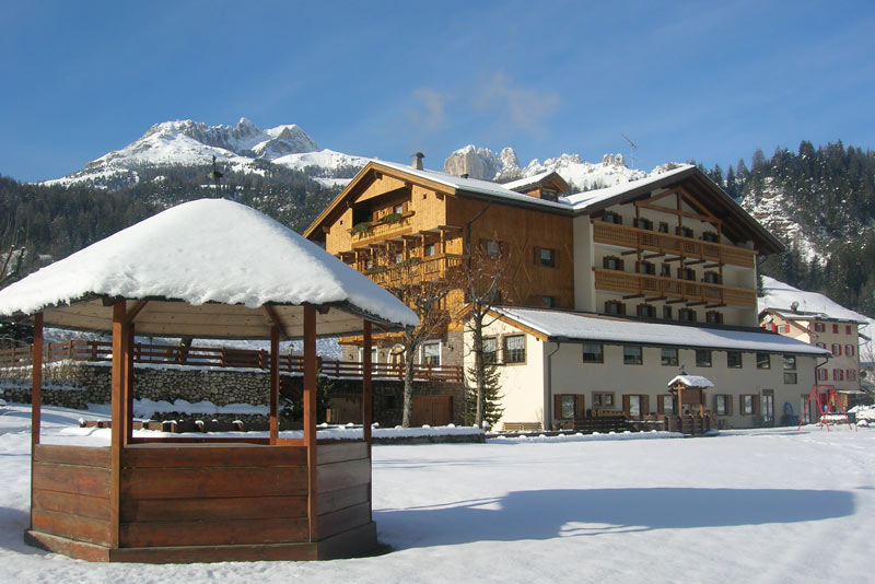 Welcome in Wellness Hotel Dolomia