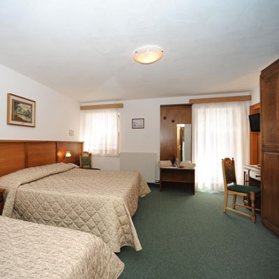 Double room | Dolomia Hotel